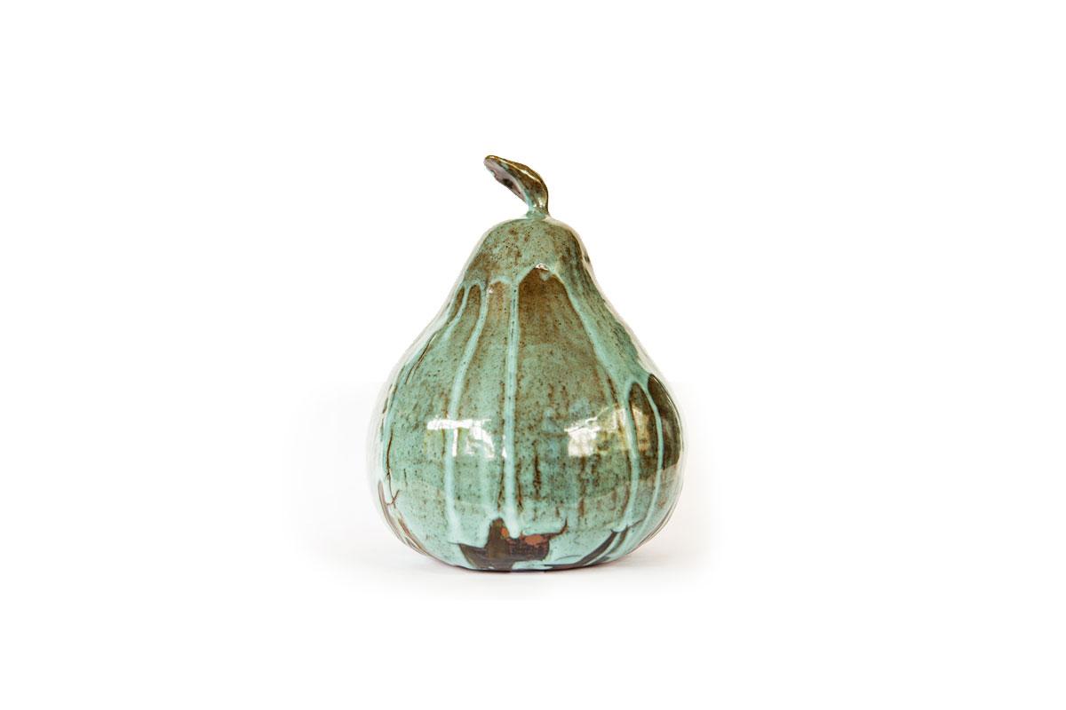 ceramic pear 2