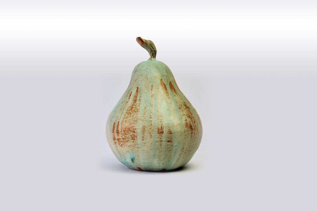 ceramic pear 4